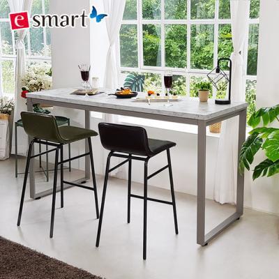 [e스마트] 스틸마블 홈바 테이블 1200x600