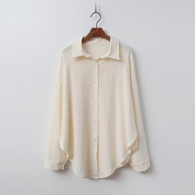 Linen Cotton Rust Shirts