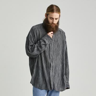 CB 타이셔링 셔츠 (블랙)