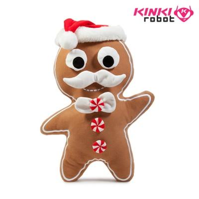 [KINKI ROBOT] 크리스마스 진저브래드 Yummy World-Gingerbread Jimmy Plush (1609042)
