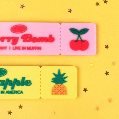 TASTY FRUITS TICKET NAMETAG