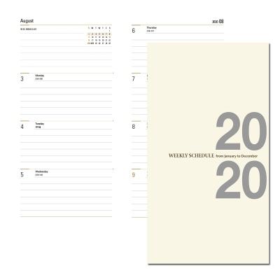 2020년 리필 내지 포켓월렛 (5 Type)  [L321]