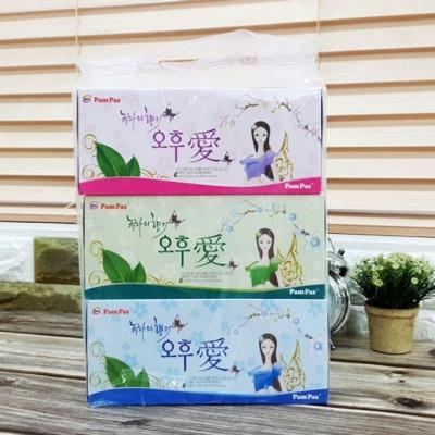 팜파스 훼이셜 각티슈 200매 3p