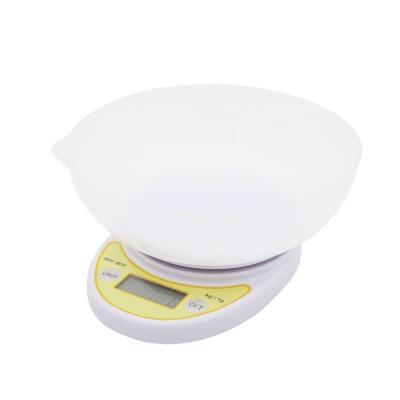 디지털 계량 저울 / 주방용 조리용 전자저울 LCID766