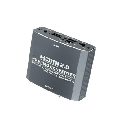 영상 오디오 변환기 컨버터 / HDMI to HDMI LCZH303