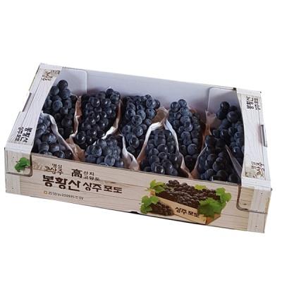 [상주문장대] 산지직송 속리산 포도 3kg/9송이내외