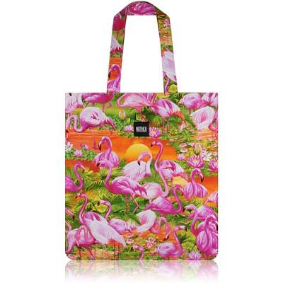 nother Flamingo Flat Tote Bag (Sunset) / 나더 플라밍고 플랫 토트백 (선셋)