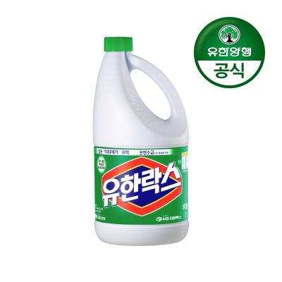 [유한양행]유한락스 후레쉬 2L