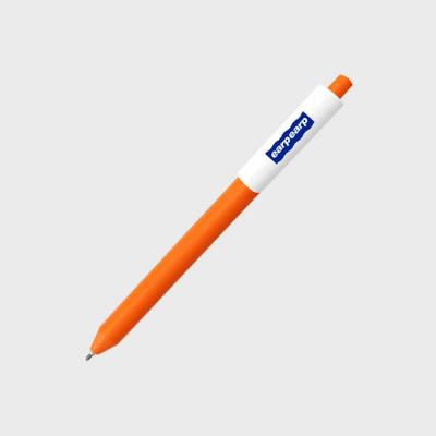 signature coloring ballpen-orange