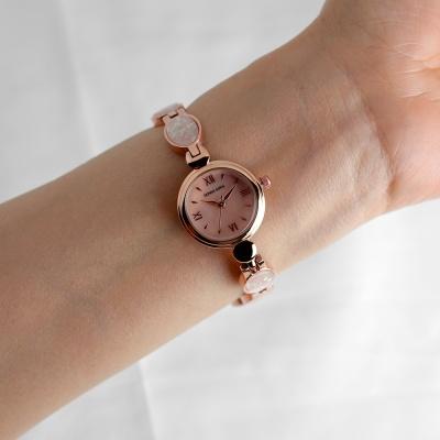 도나소피아 DS025  건강 게르마늄시계 여성 손목시계