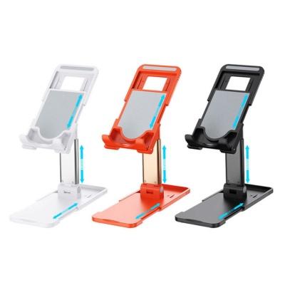 휴대용 탁상용 핸드폰 휴대폰 거치대 높이조절