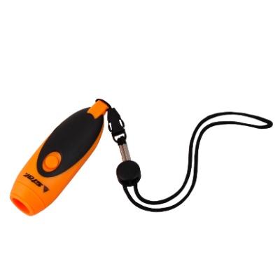 [스타스포츠] 올리브 전자호각 손목타입 오렌지