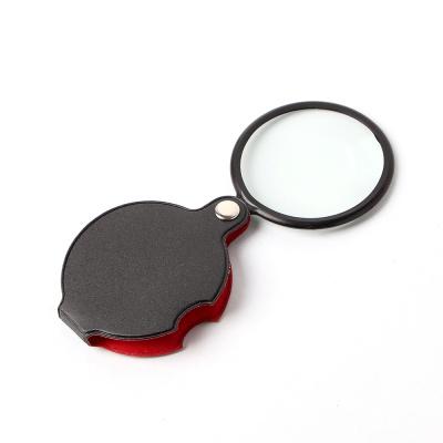 포켓 접이식 돋보기(지름 5cm)
