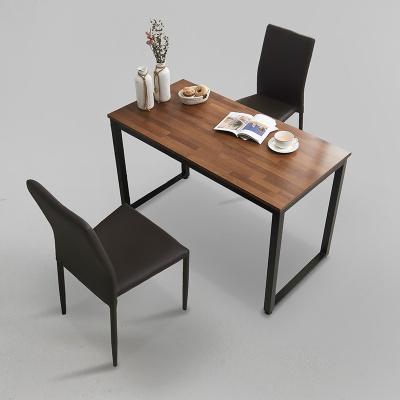 디보엘 식탁 세트A 1400 + 의자 2개포함 (착불)