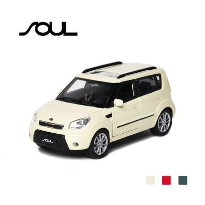 기아 쏘울 미니카/국산자동차/다이캐스트/모형자동차/기아자동차모형
