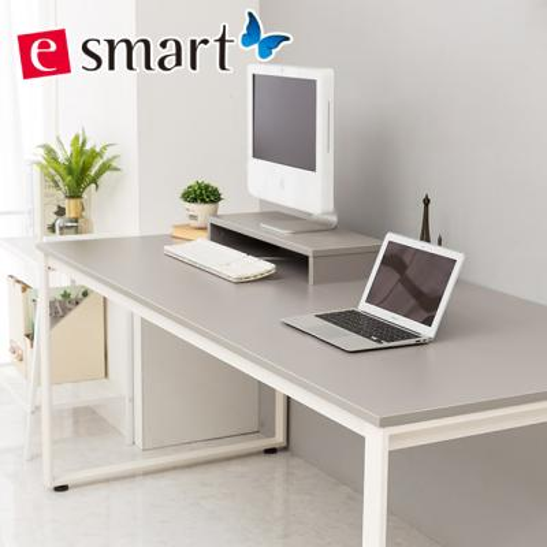 [e스마트] 사무실책상1660+모니터받침대증정