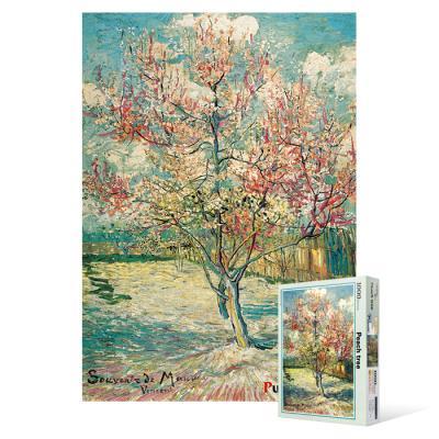 1000피스 직소퍼즐 - 복숭아 나무