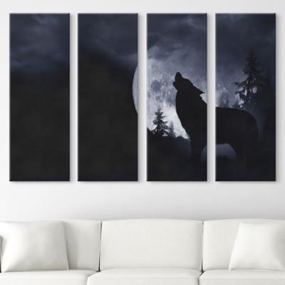 ix491-늑대의하울링_대형노프레임세트
