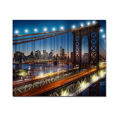 DIY LED 페인팅 - 야경의 맨해튼다리 LP04 (50x40)