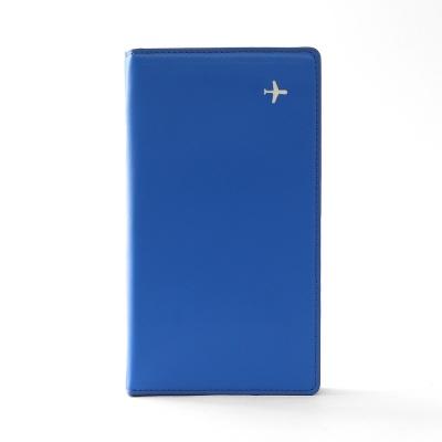 맨포스 에어플레인 여권케이스(블루)