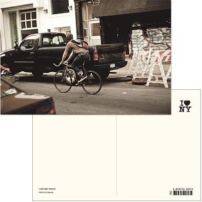 I LOVE NEW YORK (Post card ver.01) - New york 008