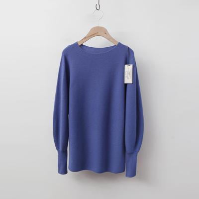 Maille Wool Balloon Sweater