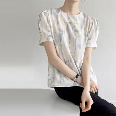 Water Puff Blouse