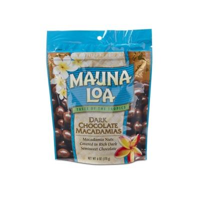 마우나로아 다크 초콜릿 마카다미아 파우치 170G