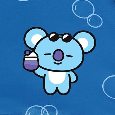 [BT21] 돌체 초경량 3단 미니우산