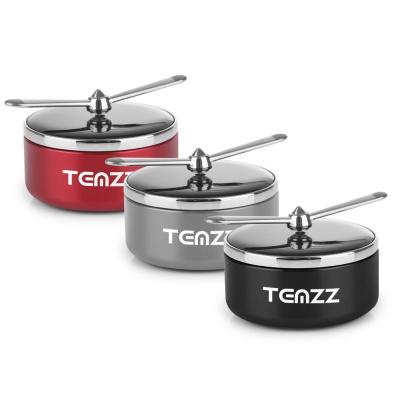 TEMZZ 차량용 방향제 프로펠러 방향제 태양열 방향제