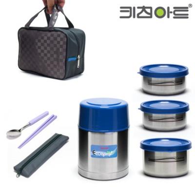 키친아트 에코홈 보온도시락 KSJ-5700