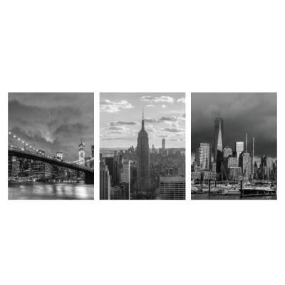 왈가닥스 데코 포토카드 3P 뉴욕