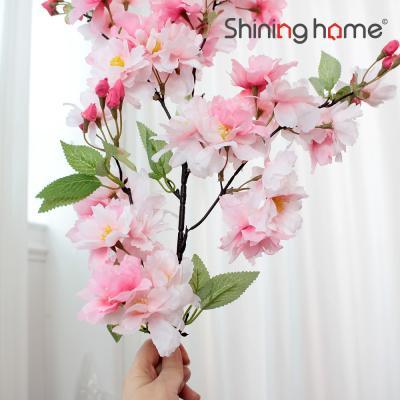 이너스 조화 왕벚꽃 가지 1P