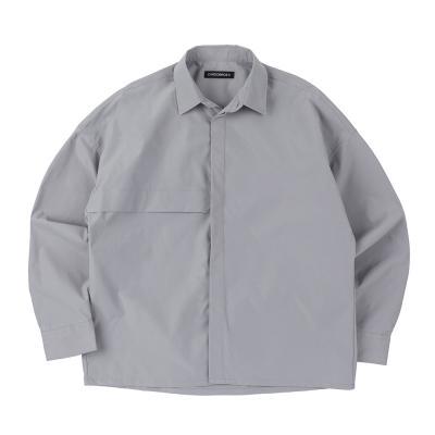 CB 하이드 셔츠 (그레이)