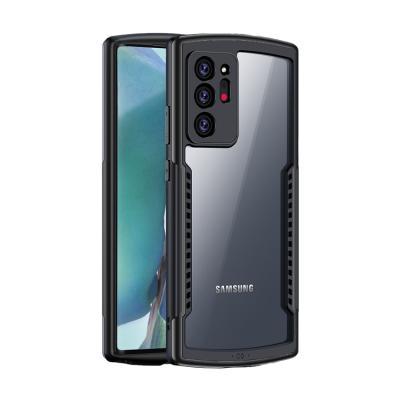 뮤즈캔 갤럭시노트20 라운딩 범퍼 카메라 보호 케이스