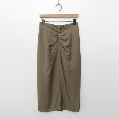Twist Long Skirt