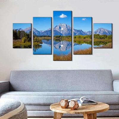Home gallery CANVAS WALL ART 5분할액자 CH1507672