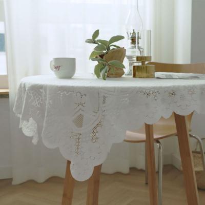 감성 빈티지 레이스 플라워 식탁보 테이블보 3size