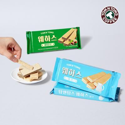 탐앤탐스 웨하스 24개입 1box