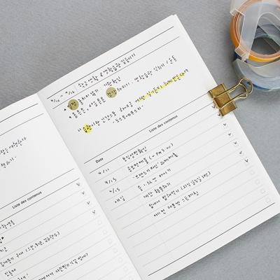 A6 CHECK - checklist