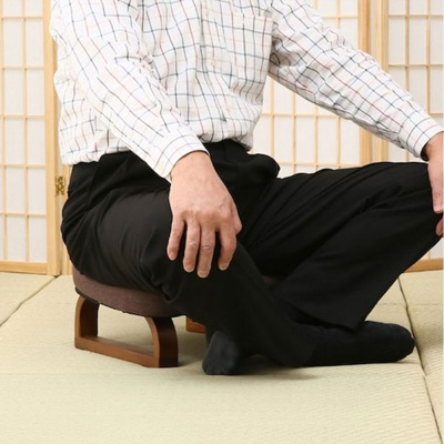 히다마리 무릎편한 좌식의자 히자라쿠