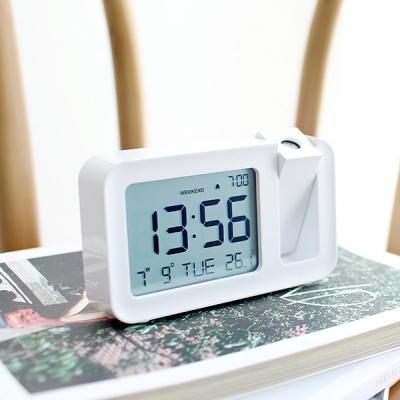 [무아스] 스마트빔 프로젝션 시계