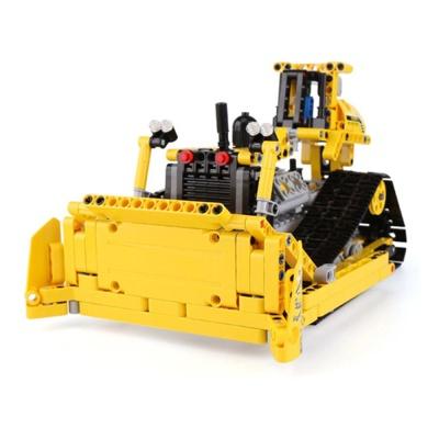 블럭 테크닉 중장비 불도저 블럭RC CBT260154