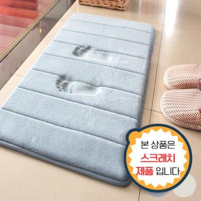 [스크래치] 베이직 라인 발매트 주방매트 세트