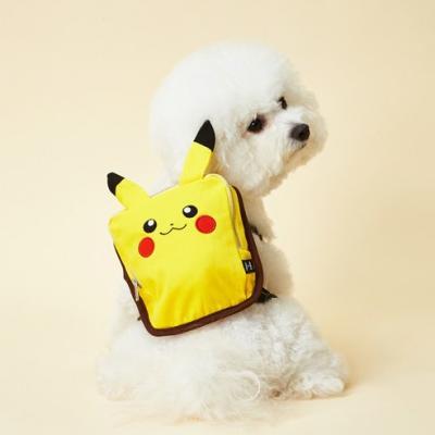 피카츄 강아지 표정 가방 베이직