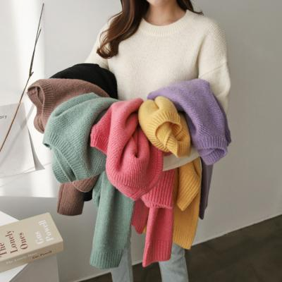 Wool Crop Sweater