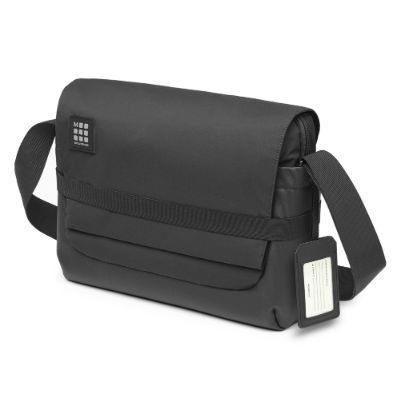 몰스킨 T-ID 메신저백/블랙 (몰스킨 백)