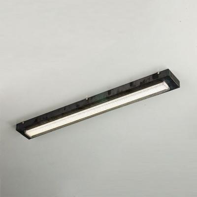 LED 플래시 직사각 망 직부등