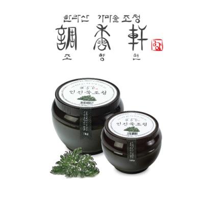 [조향헌] 청정제주 전통방식 인진쑥 조청 500g