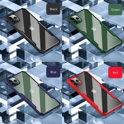 아이폰11 11프로 맥스 슬림핏 투명 범퍼 젤리케이스